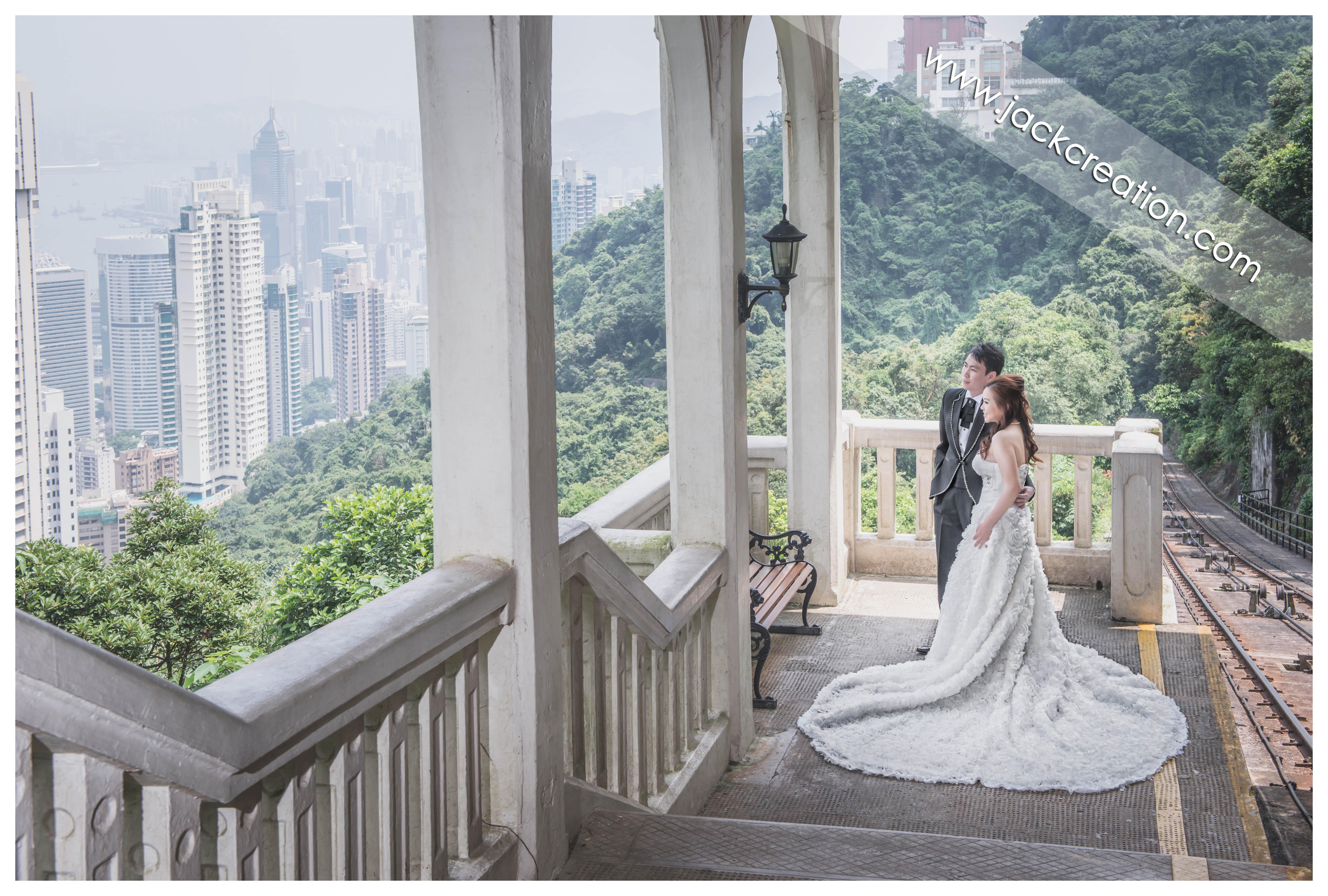 Hong Kong Wedding Photography: Hong Kong Pre Wedding Jodie & Gary By Jack
